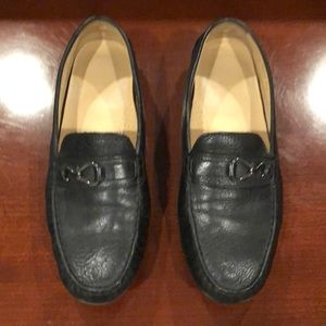 ✨Cole Haan Nike Air Black Loafers